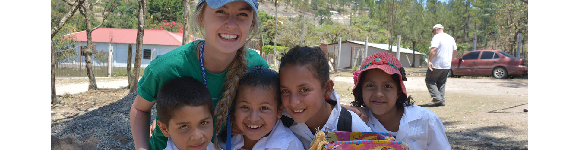 Des Moines Christian High School Student on Honduras Mission Trip